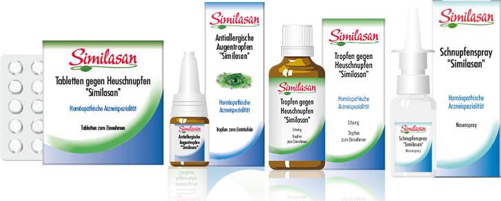 tabletten gegen heuschnupfen und allergie